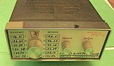 Regency HR-2A 2 meter transceiver 6 channels HAM RADIO