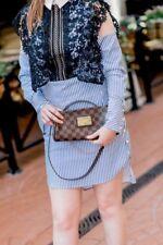 Vestiti da donna a manica lunga in misto cotone con colletto