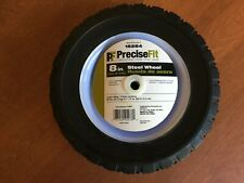 Push Lawn Mower Replacement Wheels (2 count) - 8 inch Precise Fit