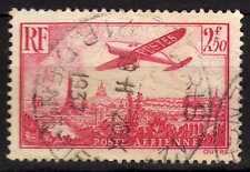 Francia ( France ) : 1936 2,50 Francs Airmail ( used )