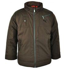 Manteaux, vestes et tenues de neige marrons en polyester pour garçon de 2 à 16 ans