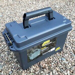 EMPTY PLANO 50 CAL AMMO BOX FIELD BOX MEDIUM TOOL BOX STORAGE SOLUTION