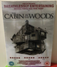 The Cabin In The Woods (DVD, 2012) Rare Deleted Lenticular Cover Horror