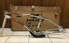 "NOS HARO Sport 20"" wheel CRMO cromoly Frame BMX 90s w/ bash guard RARE Bicycle"