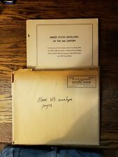 United States Envelopes of the 20th Century - Album Pages 1903 - 1950 two post