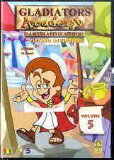 GLADIATORS ACADEMY (La Scuola dei Gladiatori) DVD NEW Sigillato