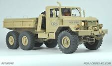 CROSS RC - HC6 OFF ROAD MILITARY TRUCK KIT, 1/10 SCALE, 6X6 CZRHC6