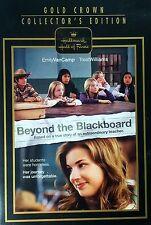 Beyond The Blackboard DVD Hallmark Hall of Fame Teacher True Story Emily VanCamp