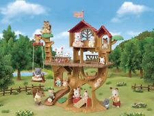 Calico Critters / Sylvanian Families Forest Tree House