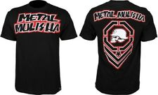 Metal Mulisha Contender T shirt mens Black Short Sleeve MX FMX Tee SALE