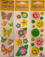 Sandylion Vintage - Puffy Stickers Asstd Designs