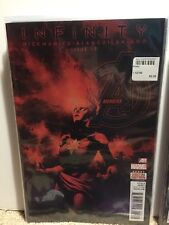 Avengers #19 Hickman Yu Infinity Comic Book
