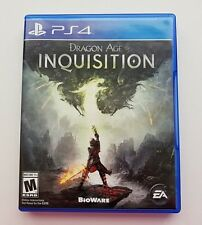 Dragon Age: Inquisition (Sony PlayStation 4, 2014) video game