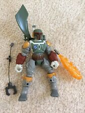 MARVEL STAR WARS MASHER BOBA FETT FIGURE BOYS TOY