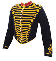 ROYAL HORSE ARTILLERY TRUMPETERS TUNIC - GRADE 1 - VARIOUS SIZES