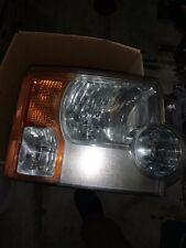 Land Rover LR3 RH headlight  HEADLAMP. 2005-2009