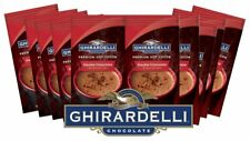 GHIRARDELLI DOUBLE CHOCOLATE HOT COCOA SACHETS (24g each) USA IMPORT Lindt