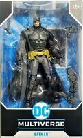 "McFarlane Toys DC Multiverse Arkham Knight Batman 7"" Action Figure New!!"