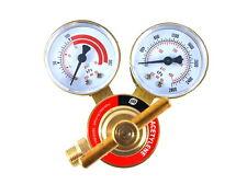 SÜA - Acetylene Regulator Welding Gas Gauges - CGA-200 - Rear Connector - LDB