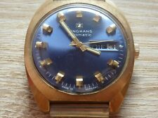 Vintage Old wrist watch JUNGHANS automatic    condition found