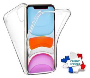 """Carcasa Silicona Gel Protección Integral 360° Para IPHONE 11 Pro 2019 (5,8"""")"""