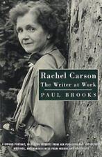 Sierra Club: Rachel Carson: the Writer at Work-ExLibrary