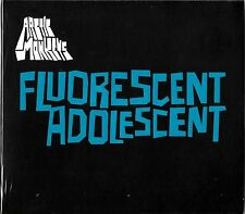 ARCTIC MONKEYS - FLUORESCENT ADOLESCENT 2007 EU DIGIPAK CD SINGLE RUG261CD NEW