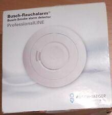 Busch-Jaeger Rauchalarm ProfessionalLINE smoke alarm detector 6826-84 NEU