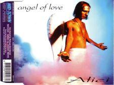 ALICI - Angel of love 3TR CDM 1995 HAPPY HARDCORE