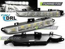 COPPIA SET KIT LUCI FARETTI DIURNE LED TUNING MERCEDES CLASSE E W212 (09-13) AMG