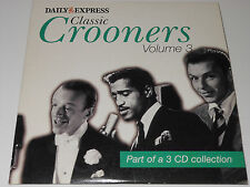 Daily Express Music CD - Classic Crooners - Volume 3