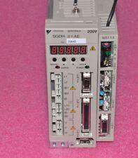 Yaskawa SGDH-01AE ServoPack AC Servo Drive with JUSP-NS115 Mechatrolink IF Unit
