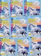 Pferde , Eine Fantastische Reise  / 25 Tüten / Panini / Sticker / Selten Rar