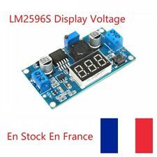 LM2596S Display Voltage Module DC-DC Adjustable Step-down boost Power Converter