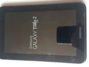2 x Samsung galaxy tab 2 7.0 tablet GT-P3110