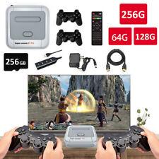 Super Console X-pro Game Console Tv Video Game Box Retro Game Wireless Gamepad