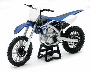 NEW Ray 1:12 YAMAHA YZF450 Toy Model MOTOCROSS  Dirt bike Kids gift