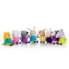 Peppa Pig Family Grandpa and Grandma Soft Plush Toy 28cm