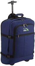 NEW Cabin Max Lyon Flight Approved Bag Wheeled Hand Luggage Trolley Backpack