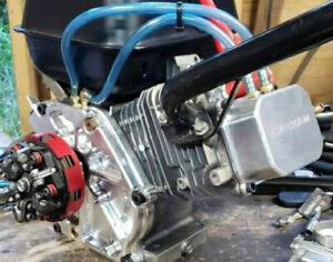 Hemi Predator 212cc Engine Extended Valve Cover