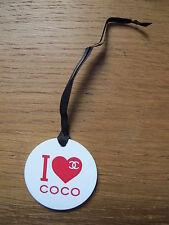 CHANEL BRELOQUE I LOVE ROUGE COCO