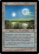 EVERGLADES Visions MTG Land Unc