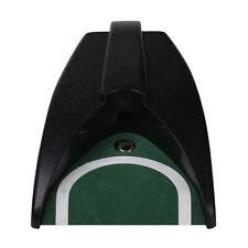 Putting Mat Automatic Golf Practice Green Indoor Return Ball System Training Aid