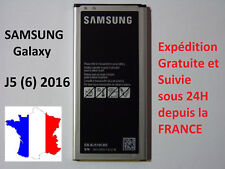 Batterie pour Samsung Galaxy J5 (6) 2016- 3300 mAh réf EB-BJ510CBE / EB-BJ510CBC