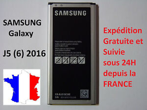 Battery for Samsung Galaxy J5 (6) 2016 Ref EB-BJ510CBE/EB-BJ510CBC/J510