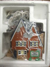 New Yankee Jud Bell Casting Heritage New England Village Series Display Train O