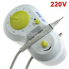 Dental Piezo Ultrasonic Scaler D1 DTE Satelec Tip Compatible Cavitron