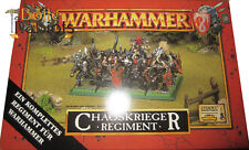 Warhammer Age of Sigmar Chaos Slaves To Darkness OOP Guerriers du Chaos