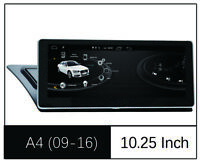8 Core Android 9.0 headunit navigation Audio Carplay Stereo For Audi A4 A5