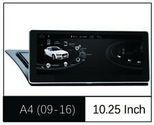 For Audi A4 A5 8 Core Android 9.0 headunit navigation Audio Carplay Stereo